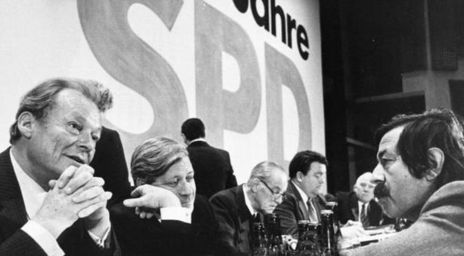 Zwei sozialdemokratische Biographien