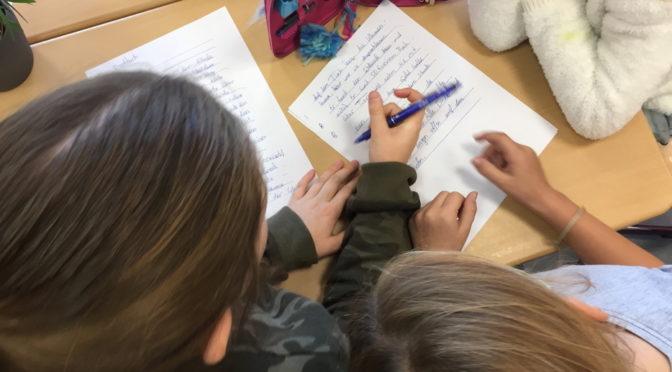 Kinder lernen filmen mit iPad und Handy