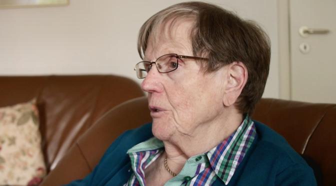 Irmgard Scheinhardt gestorben